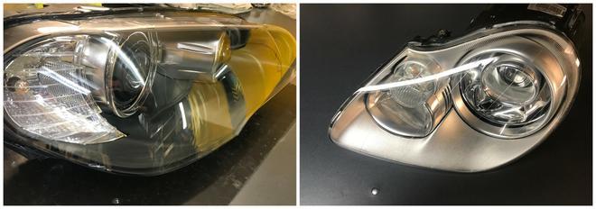 Стекла фар и оптика на Hyundai