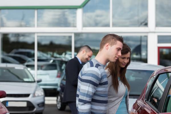 Покупка нового автомобиля в Люберцах