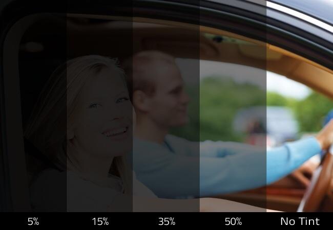 Тонирование стекол автомобиля. Какую выбрать тонировку: со съемом или без?
