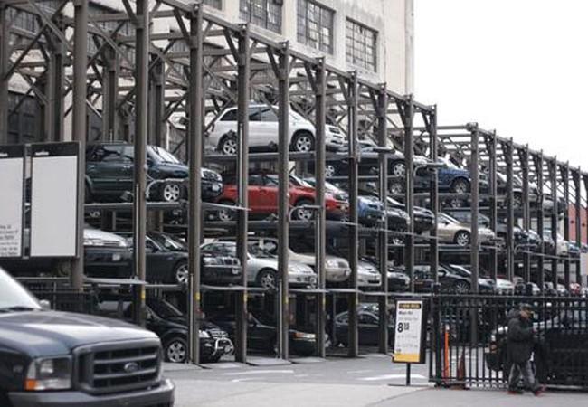 Современное оборудование и системы для парковок