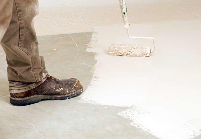 Укрепляющая пропитка для бетона, краска по бетону для пола