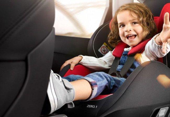 Как подобрать детские автокресла?
