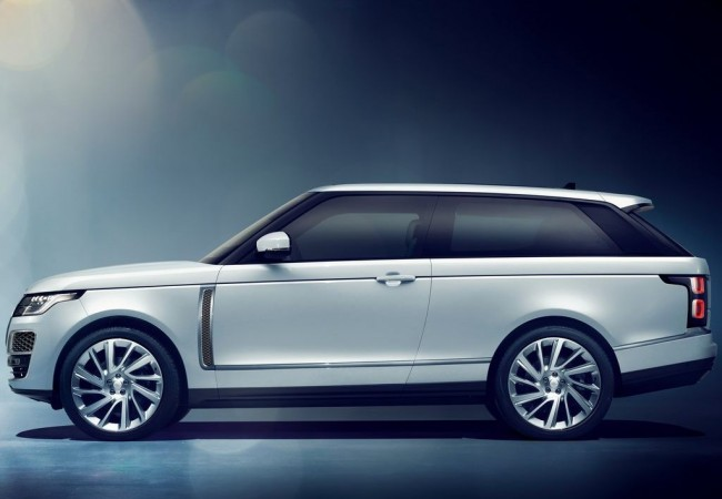 Покупка элитного авто. Land Rover