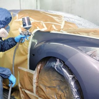 Кузовной ремонт авто в Москве ЗАО