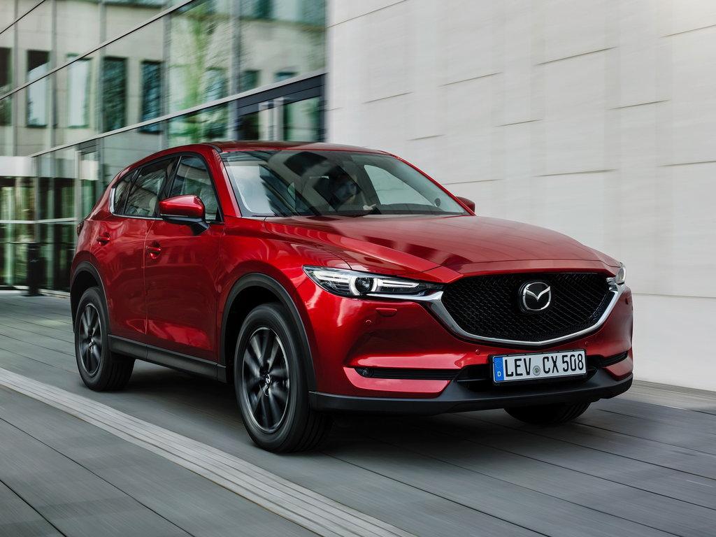 Mazda CX 5 2020: комплектации, цены, выгодные предложения