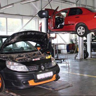 Современный ремонт автомобиля. СТО Garage в Одессе