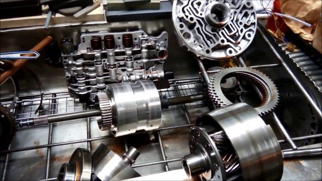 Устранение Неполадок Автоматической коробки передач