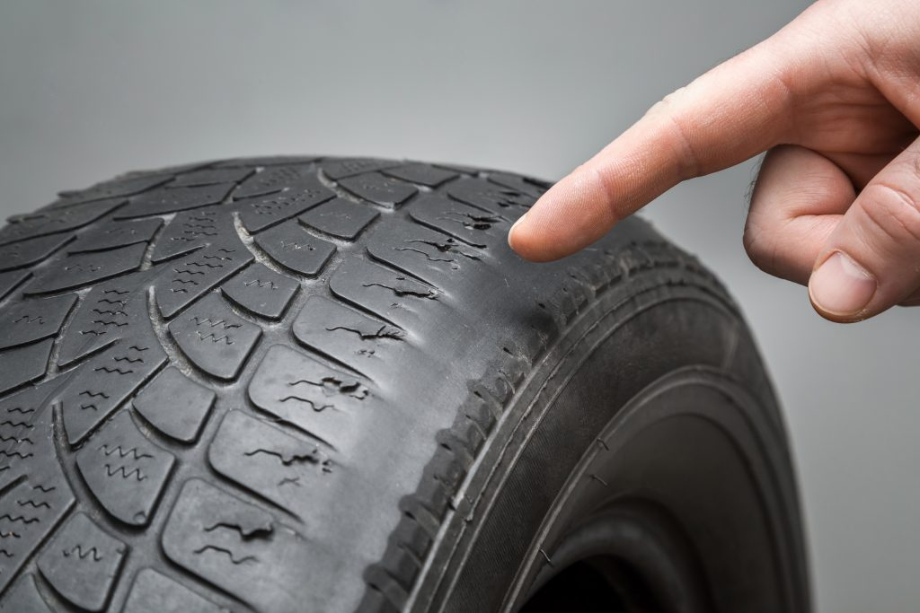 Правильный выбор шин для автомобиля